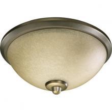 Quorum 2389-122 - Three Light Antique Flemish Fan Light Kit