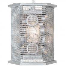 Varaluz 293W01MS - Fascination 1-Lt Hex Wall Sconce